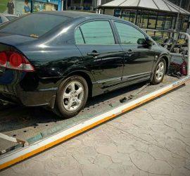 RBK-TRANSPORT บริการรถยก รถสไลด์ถาดนอน ราคาถูก ลำลูกกา ธัญบุรี คลองหลวง สายไหม มีนบุรี โทร.0909289662 ตลอด 24 ชม. บริการรถสไลด์ทั่วประเทศ